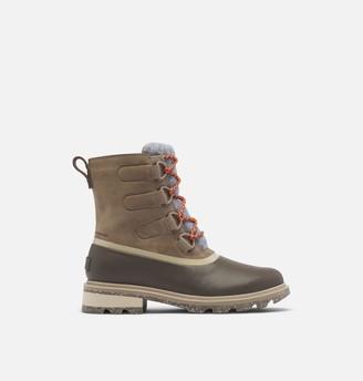 Sorel Women's Lennox Street Lace Boot
