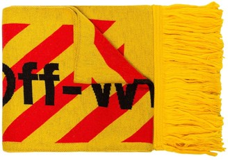 Off-White Arrow Logo Scarf
