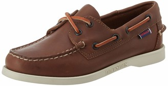Sebago Docksides Portland W Womens 7000530 Boat Shoes (Brown 900) 3 UK 3.5