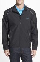 Cutter & Buck 'Carolina Panthers - Beacon' WeatherTec Wind & Water Resistant Jacket (Big & Tall)
