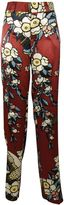 DSQUARED2 Blossom Print Trousers