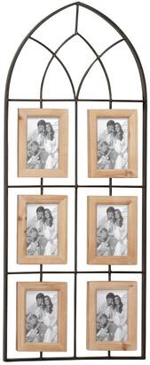 Uma Enterprises Wood & Metal Picture Frames Photo Display Wall Decor
