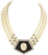 One Kings Lane Vintage Yves Saint Laurent Pearl Necklace