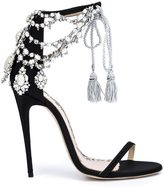 Marchesa Marissa sandals - women - Satin Ribbon - 36