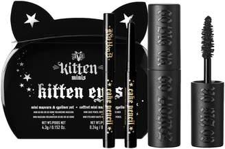 Kat Von D - Kitten Mini: Kitten Eyes Mini Mascara & Eyeliner Set