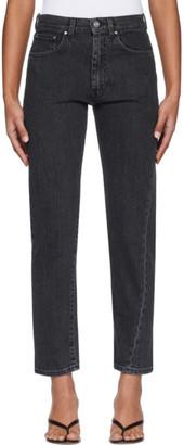 Totême Grey Original Jeans
