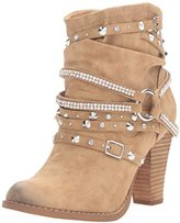 Not Rated Women's Swazy Ankle Bootie