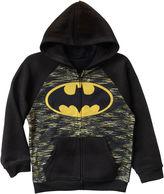 Novelty T-Shirts Batman Fleece Hoodie - Preschool Boys 4-7