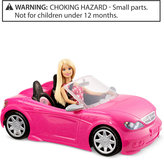 Barbie Glam Convertible & Doll