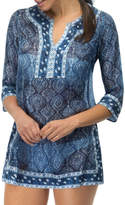 Gretchen Scott Easy Breezy Tunic Dress