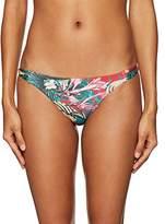 Roxy Women's Cuba Gang Surfer Bikini Bottom