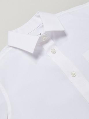 Very Girls 3 Pack Short Sleeve School Blouses - White