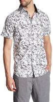 Howe Santa Cruz Printed Short Sleeve Shirt