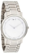 Movado TC Watch w/ Mother Of Pearl Dial