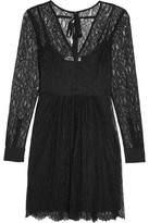 McQ Lace Mini Dress