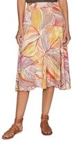 Rachel Pally Ursula Print A Line Skirt
