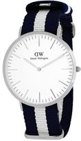 Daniel Wellington Classic Glasgow Collection 0204DW Men's Analog Watch