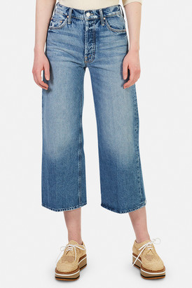 Mother The Tomcat Roller Shorty Jeans
