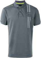 Hackett logo print polo shirt - men - Cotton/Polyester/Spandex/Elastane - S