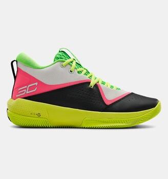 Under Armour Adult UA SC 3ZER0 IV Basketball Shoes