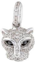 Aaron Basha Panther Diamond Charm