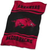 Ultrasoft Arkansas Razorbacks Blanket