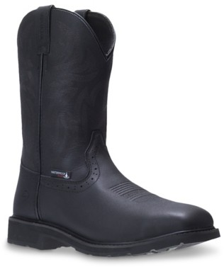 Wolverine Rancher Wellington Steel Toe Work Boot