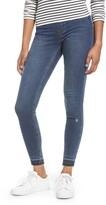 Spanx R) Distressed Skinny Jeans