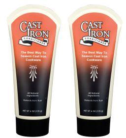 Camp Chef Cast-Iron Conditioner, 6 oz.
