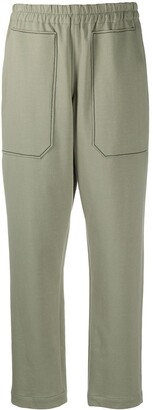 Brunello Cucinelli Relaxed-Fit Track Pants