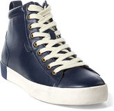 Polo Ralph Lauren Averett Nappa High-Top Sneaker