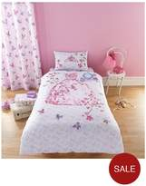 Catherine Lansfield Glamour Princess Lined Curtains