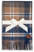 UGG Glacier Plaid Wool Throw
