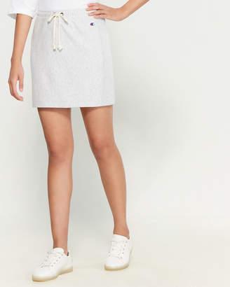 Champion Drawstring Mini Skirt