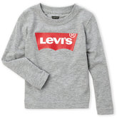 Levi's Toddler Boys) Long Sleeved Logo Tee