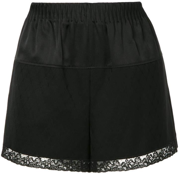 Alexander Wang Bloomer shorts