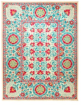 Bloomingdale's Solo Rugs Carnivale Suzani Area Rug, 9' 1 x 11' 10