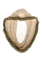 Quiz Cream Fur Edge Snood