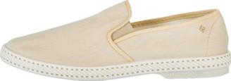 Rivieras Beige Jean Color Loafer