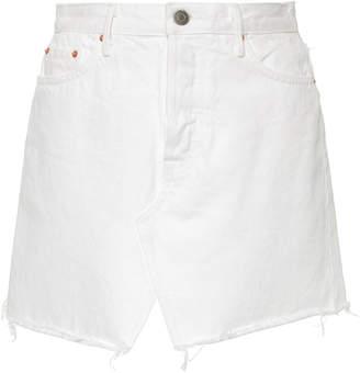 GRLFRND Denim Milla Denim Mini Skirt