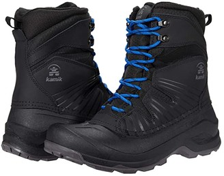 Kamik Iceland (Black) Men's Boots