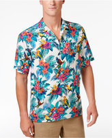 Tommy Bahama Men's Jungle Flora Silk Shirt