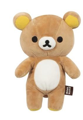 "Rilakkuma Plush Stuffed Animal Bear Small 9"""
