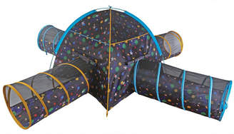 Pacific Play Tents Galaxy Combo Junction W/Glow In The Dark Stars