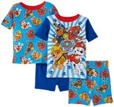 Nickelodeon Four Pals 4 Piece Set (Toddler) - Blue - 4T