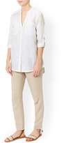 Monsoon Lotus Linen Shirt