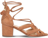 MICHAEL Michael Kors Mirabel suede heeled sandals