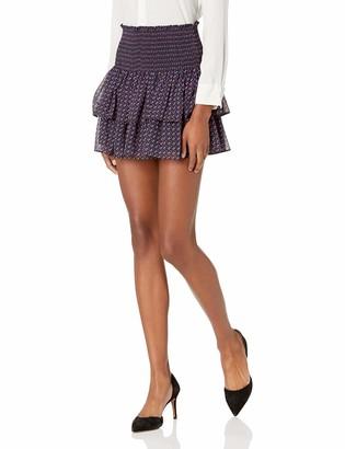 Ramy Brook Women's Geo Print Juniper Mini Skirt