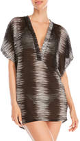 Jordan Taylor Two-Tone Dolman Sleeve Cover-Up