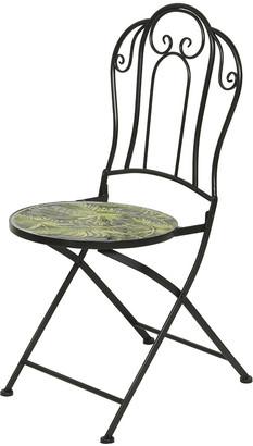AMARA Outdoors - Garden Chair - Tropical Leaf Finish